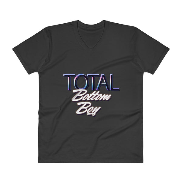 Bottom Boy - V-Neck - Shop Naughty AlwaysGay Clothing, Bags & Accessories