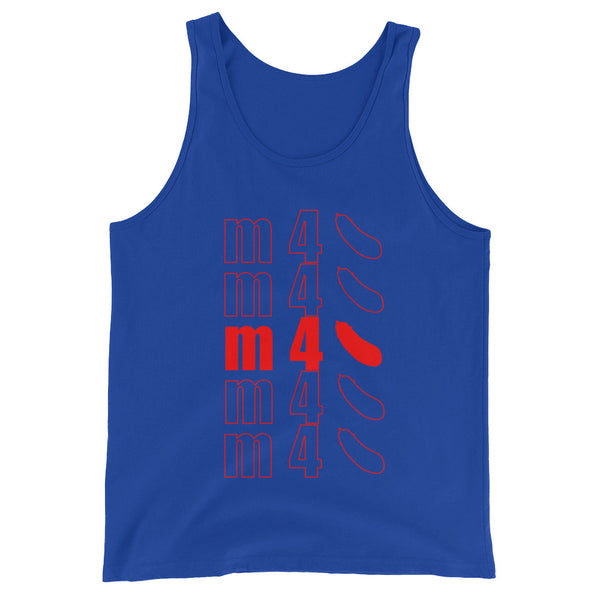 m4top - Tank Top - Shop Naughty AlwaysGay Clothing, Bags & Accessories