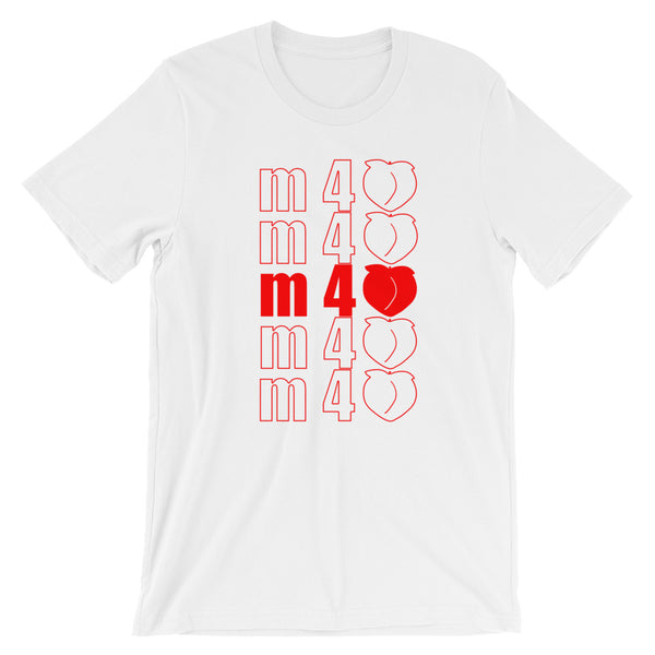 m4bottom - T-Shirt - Shop Naughty AlwaysGay Clothing, Bags & Accessories