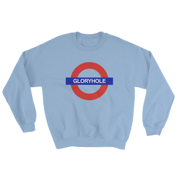 Glory Hole - Sweatshirt - Shop Naughty AlwaysGay Clothing, Bags & Accessories