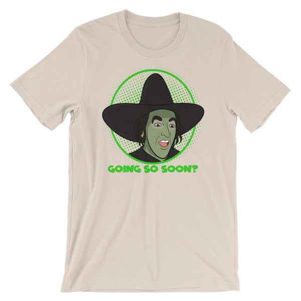 Wicked Witch - T-Shirt - Shop Naughty AlwaysGay Clothing, Bags & Accessories