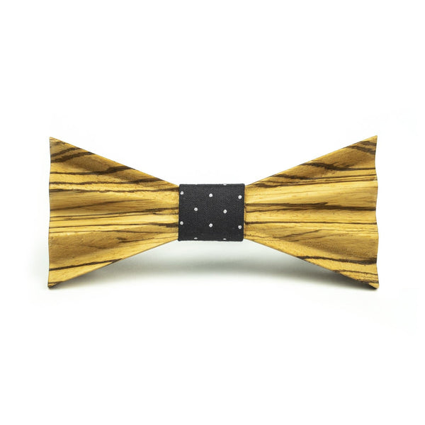 Wooden Bow Ties- OffTheWood
