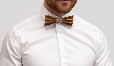 Wooden Bow Ties Vancouver