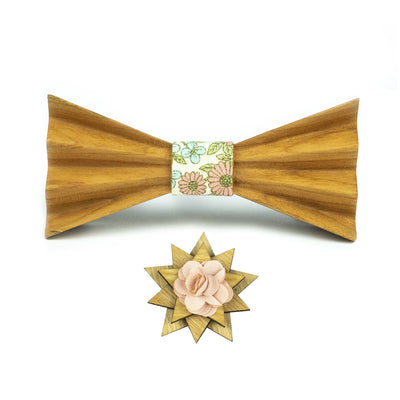 Buy Handmade Wooden Bow Ties- Offthewood