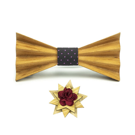 Buy Wooden Bow Ties In Winnipeg
