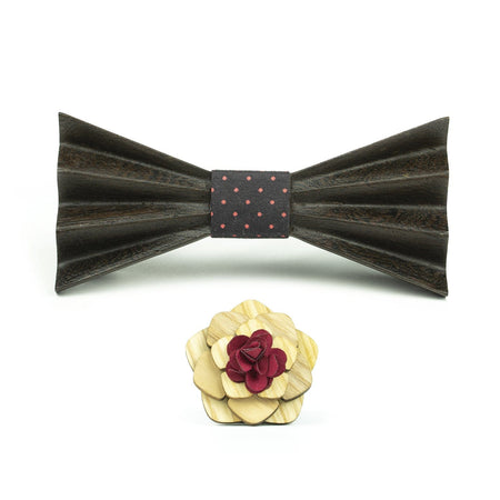 Wood Bow Ties- OffThe Wood