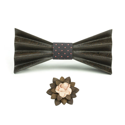 Handmade Wooden Bow Ties