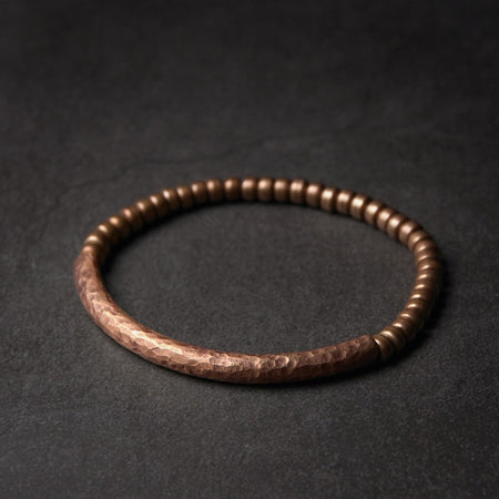 Pure Copper Beads Bracelet