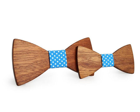 Agori - Father and Son bowties -offthewood