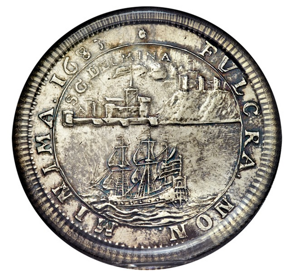 1683 Dutch West Indies Company - Betts-64