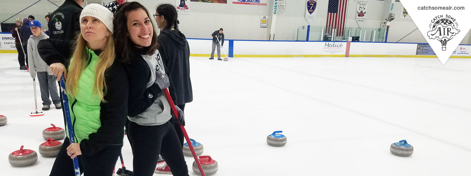 #47: Learn curling