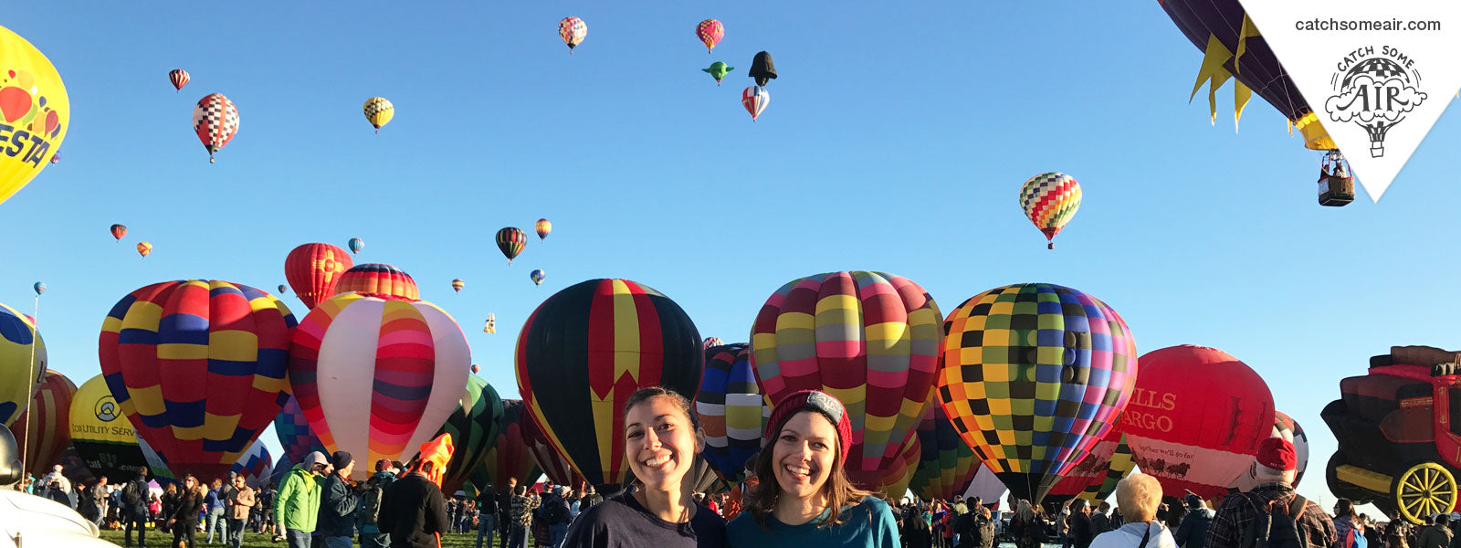 #64: Attend the largest hot air balloon festival in the world.