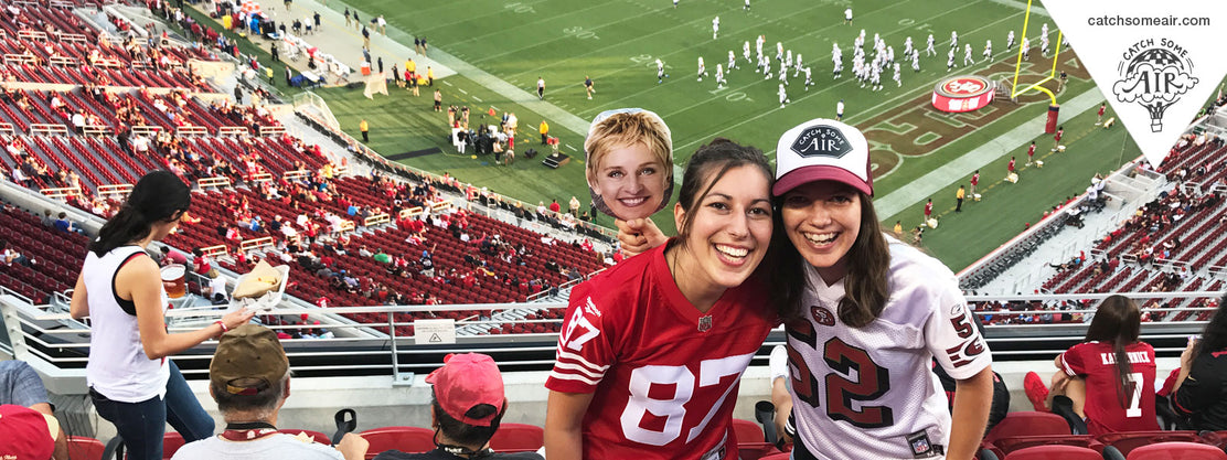 #78: Go to an NFL Game