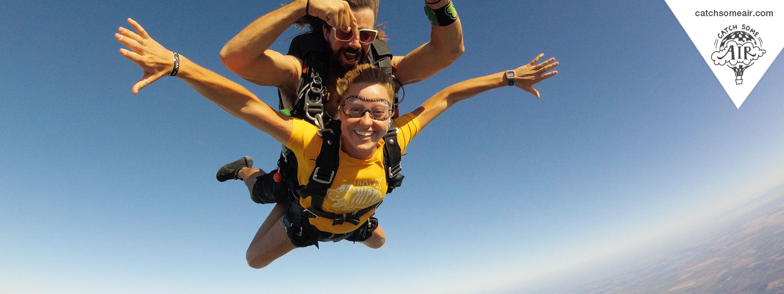 #88: Take young cancer survivors skydiving