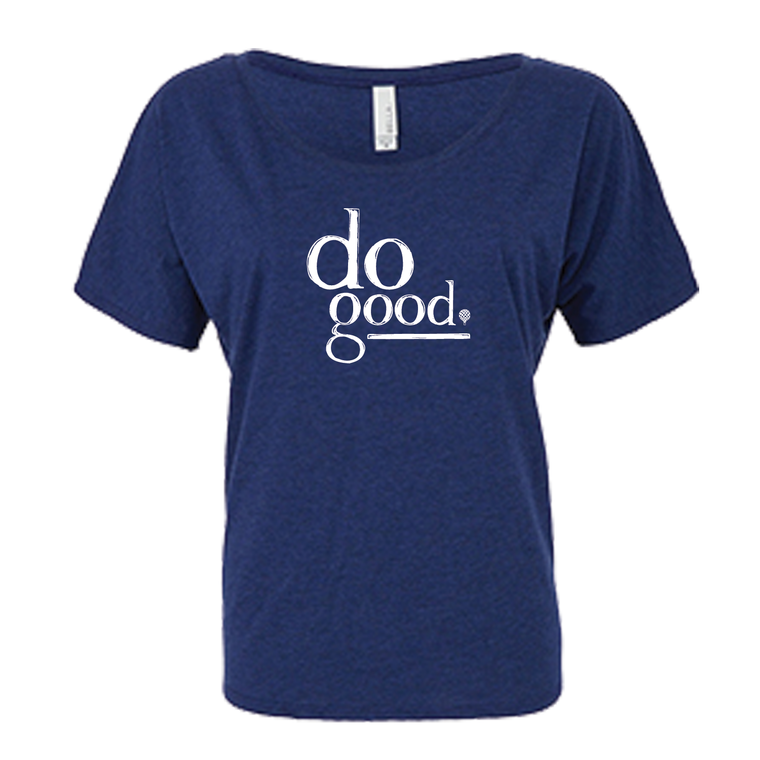 """DO GOOD"" premium slouchy"