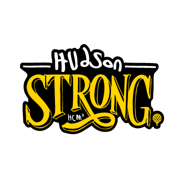 Stickers: HUDSON STRONG pre-orders