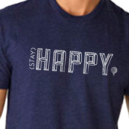 """STAY HAPPY"" crew/storm"