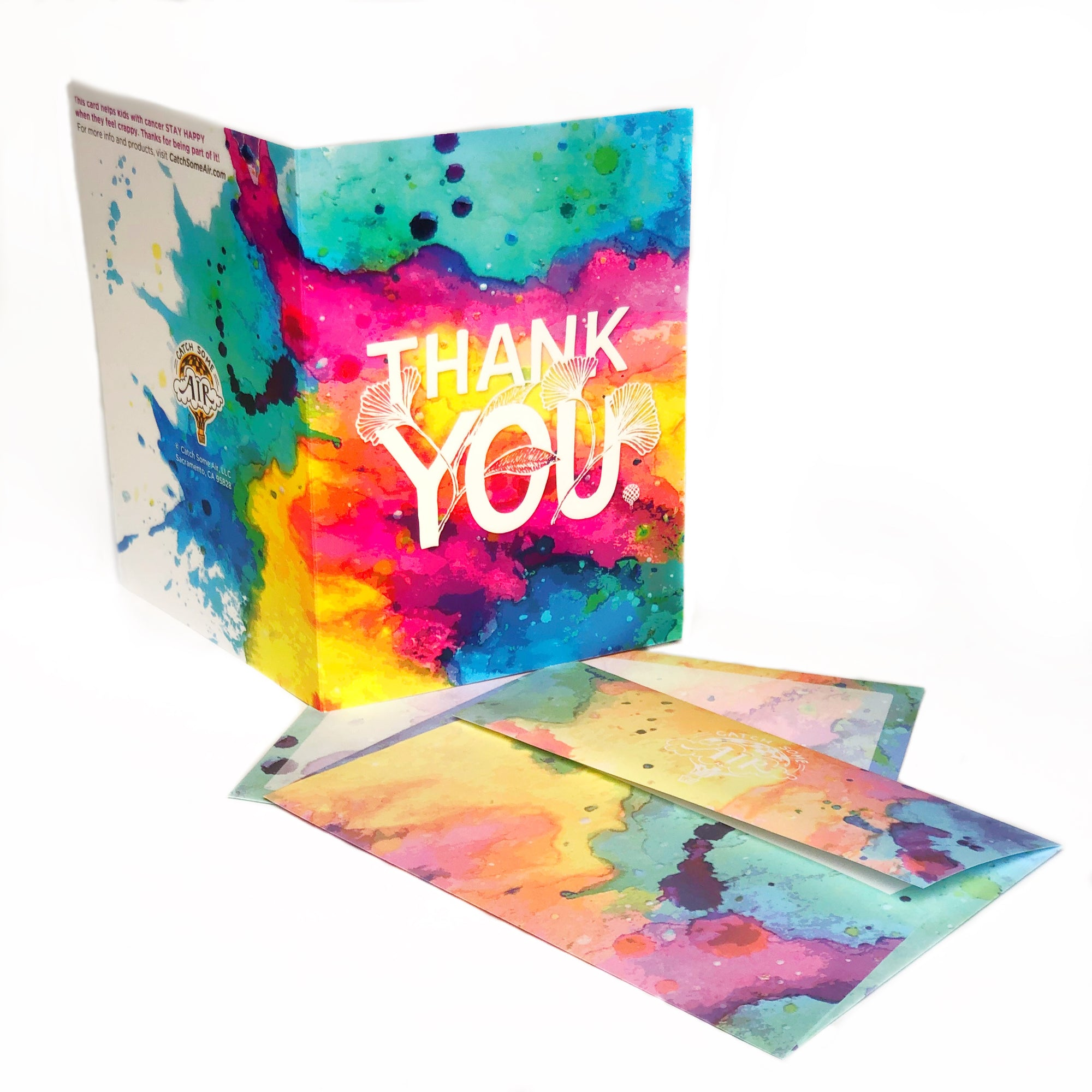 THANK YOU | greeting card pack