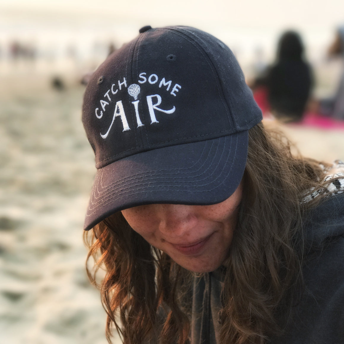 """CATCH SOME AIR"" baseball cap"