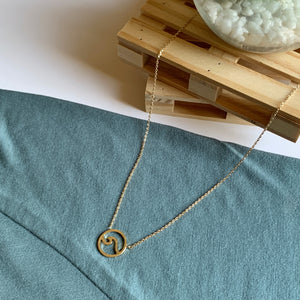 FEARLESS WAVE | necklace