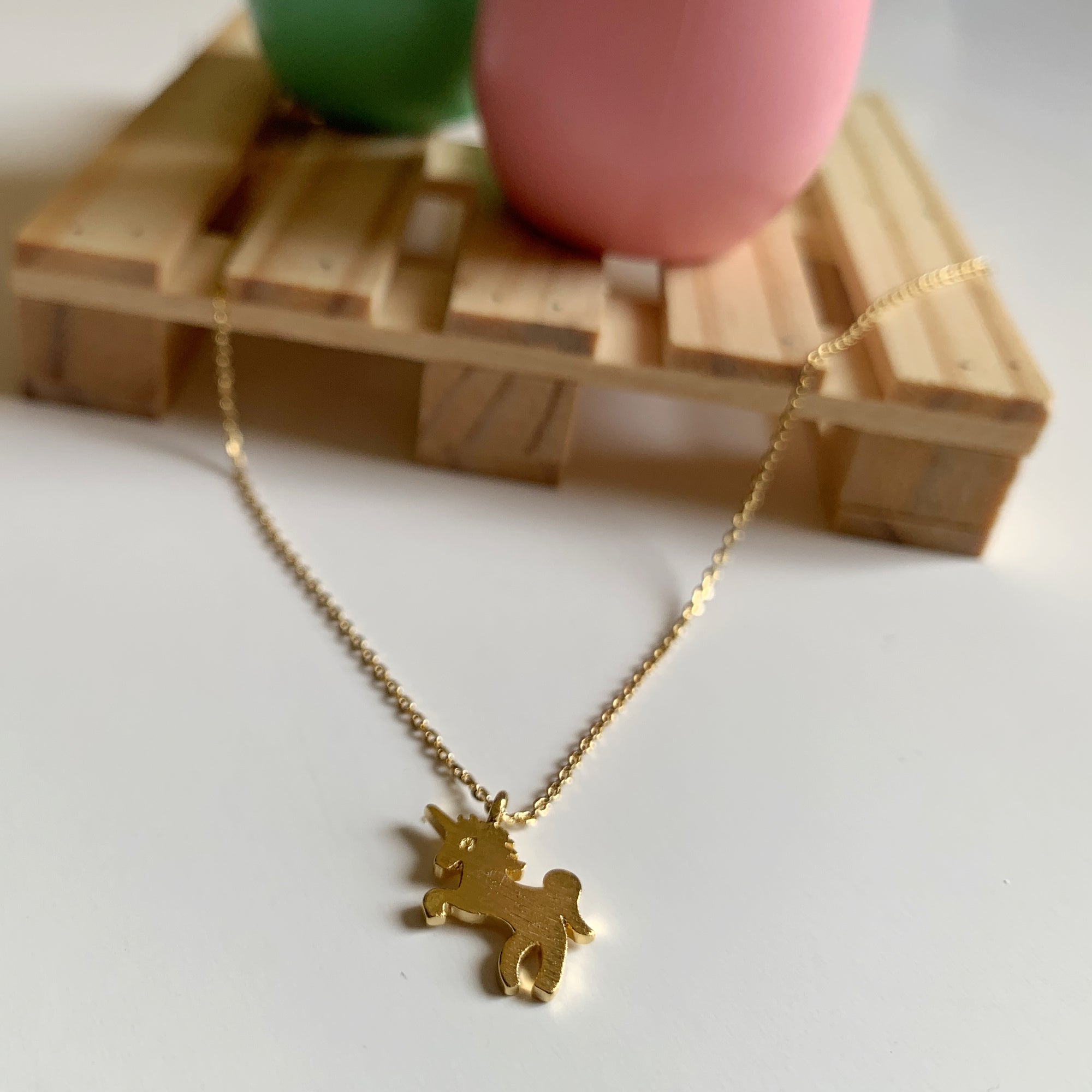 BORN to be a UNICORN | necklace