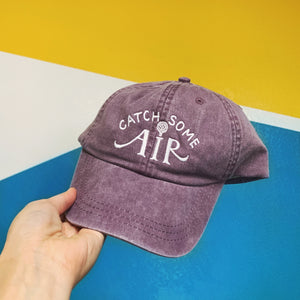 CATCH SOME AIR | hat - faded baseball