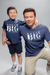 DREAM BIG | boys tshirt | navy