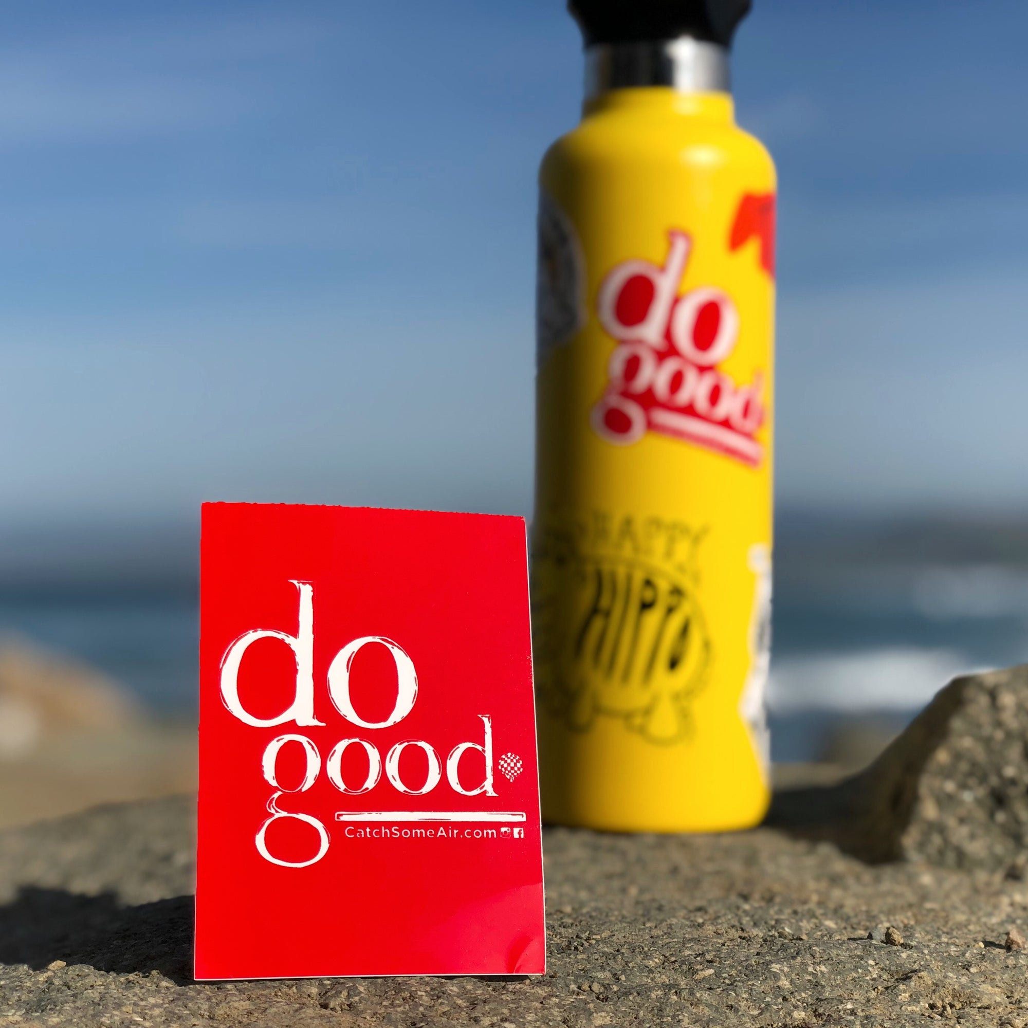 DO GOOD | sticker