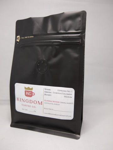Kingdom Espresso No. 1