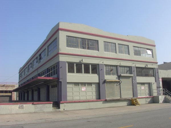 1122 San Julian St. Warehouse, top LA Skatespots, @ShopRedCar7.com