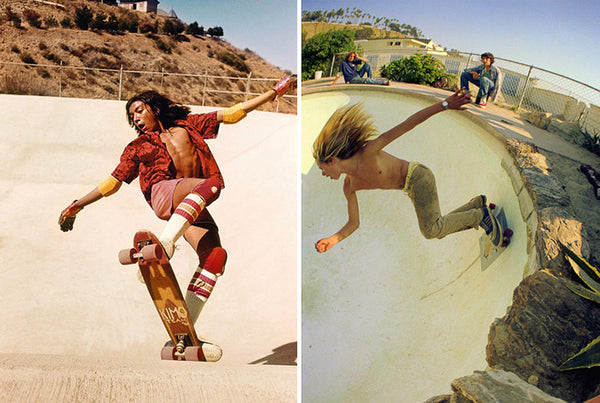 Hugh Holland's Golden Era of Skateboarding photography