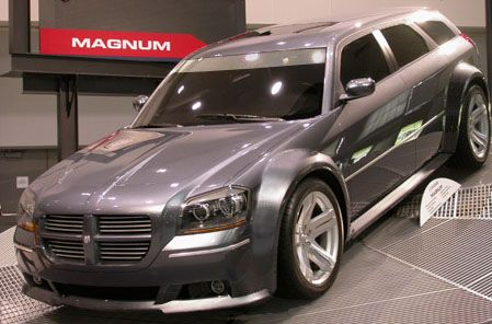 The Dodge Magnum The Rise And Fall Of A Concept Car Redcar Seven Co