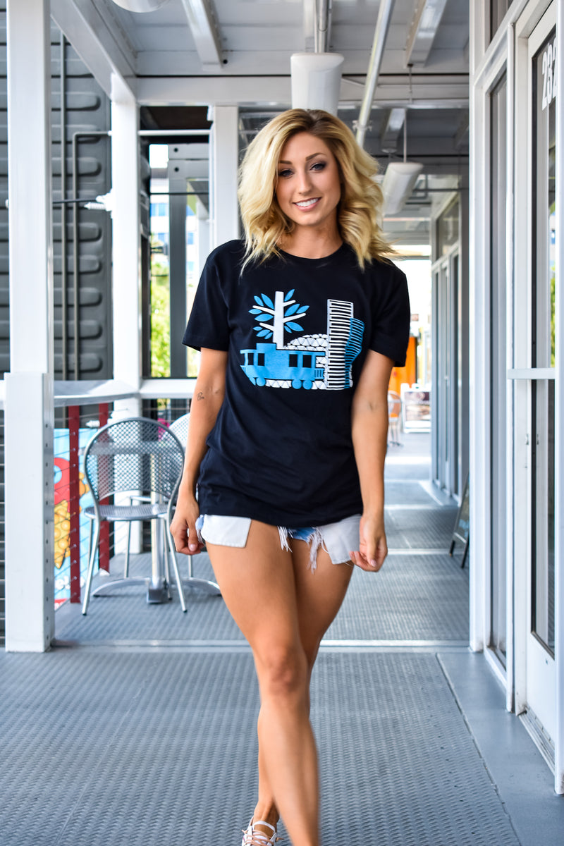 Container Park Classic Tee