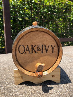 Oak Barrel 3 Liter