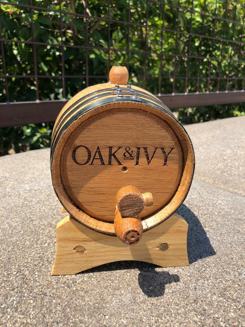 Oak Barrel 1 Liter