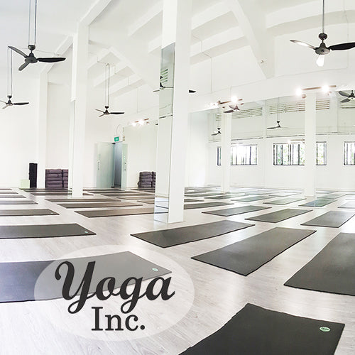 Yoga Inc Classes & Workshops