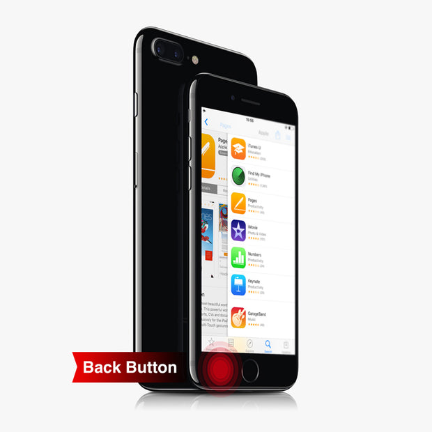 Smart Screen Protector - Tempered Glass - HALO BACK