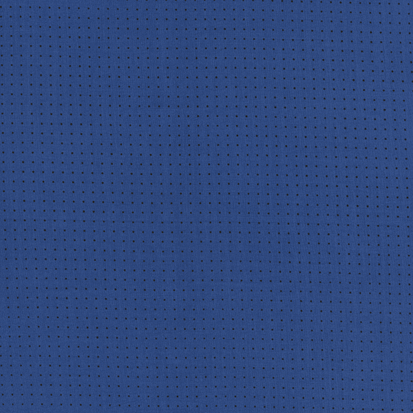 Pin Dot in Indigo (COTTON-RAYON LAWN)