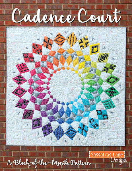 Cadence Court Quilt Pattern