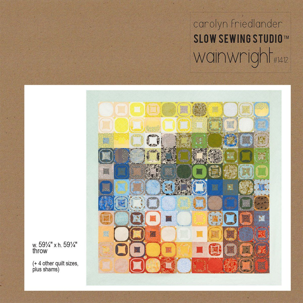 Wainright Quilt Pattern
