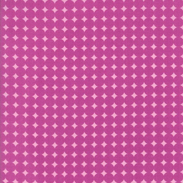Starry Dot in Fuchsia