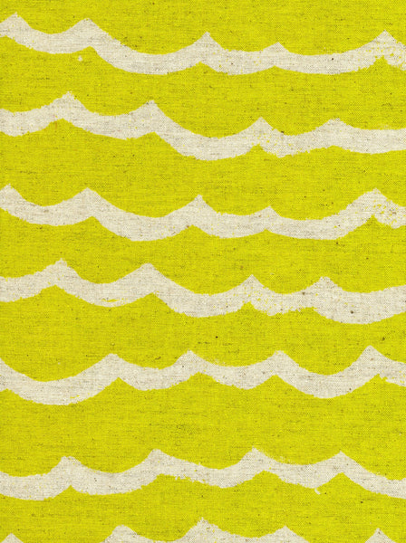 Kujira Waves in Citron (CANVAS)