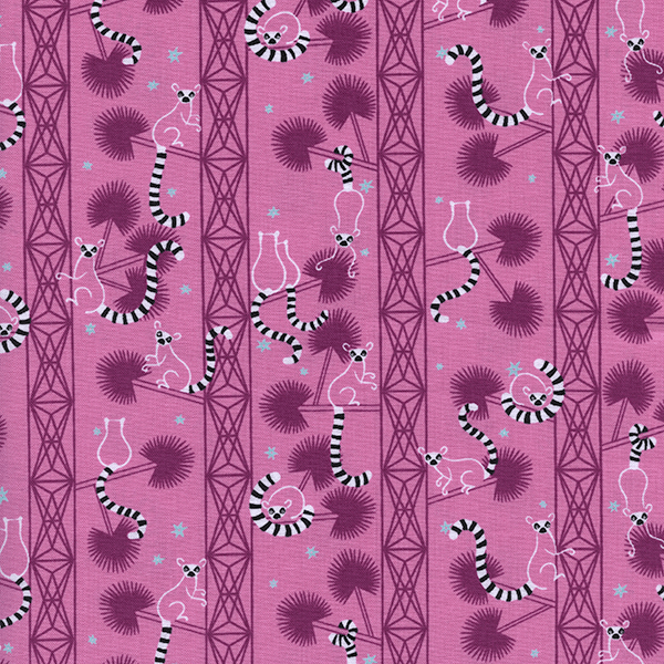 Lemur Forest in Orchid
