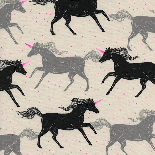 Unicorns in Noir