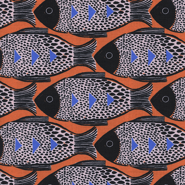 Fish in Orange