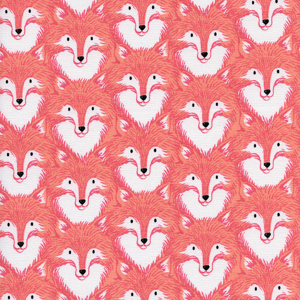 Foxes in Coral