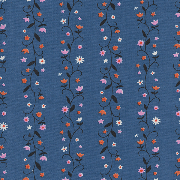 Daisy Vines in Denim
