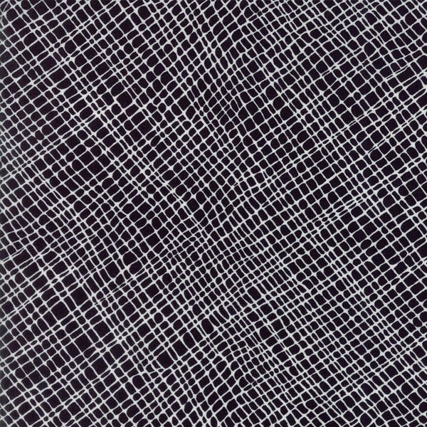 Crosshatch in Black/White