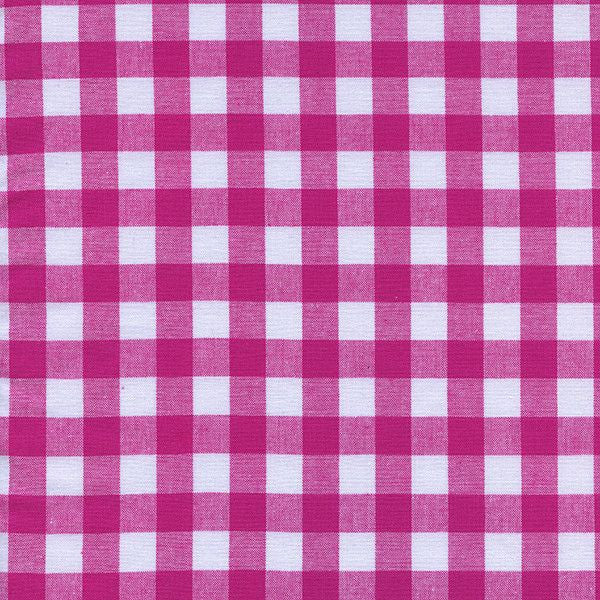 "1/2"" Gingham in Berry"