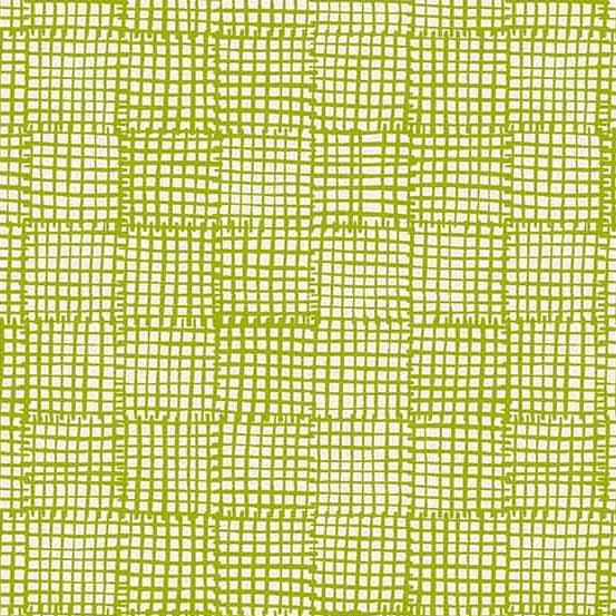 Grid in Green
